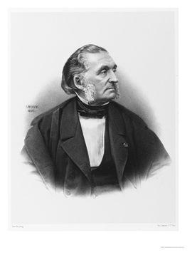 portrait d`Armand Trousseau