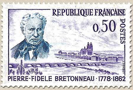 timbre bretonneau